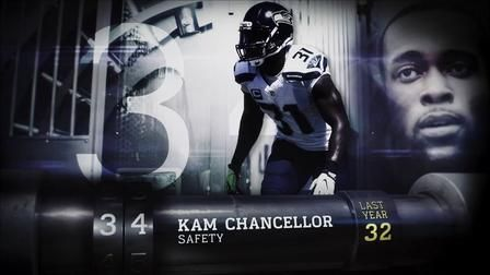 'Top 100 Players of 2017': No. 34 Kam Chancellor - NFL Videos