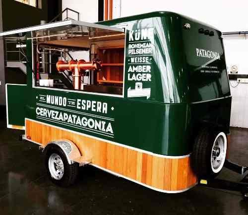 Food Truck Homologado Patentado! Trailer Gastronómico