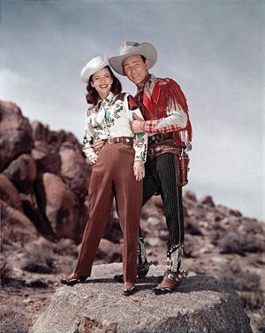 Roy Rogers and Dale Evans' Silver Screen Gems - Cowboys & Indians Magazine - December 2011