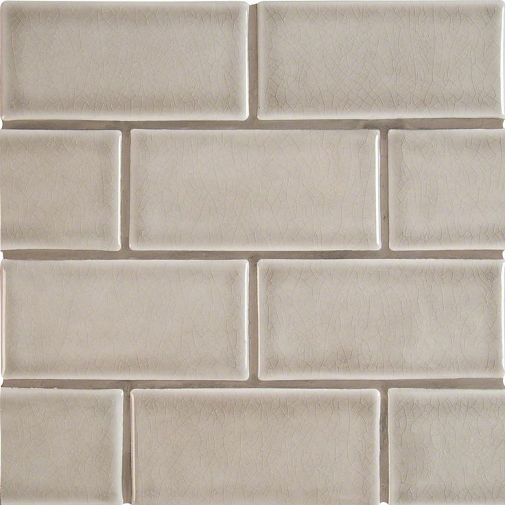 Dress up your space with Highland Park™ Dove Gray. Soft and inviting, this warm neutral delivers elegant style in handcrafted subway and specialty mosaic shapes.
