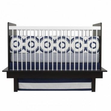 Oilo 3 Piece Crib Bedding Set (Wheels Motif Cobalt Blue) - www.rightstart.comPiece Cribs, Oilo Cribs, Cobalt, Crib Bedding Sets, Cribs Bumper, Beautiful Nurseries, Cribs Beds Sets, Baby'S Beds, Baby Cribs
