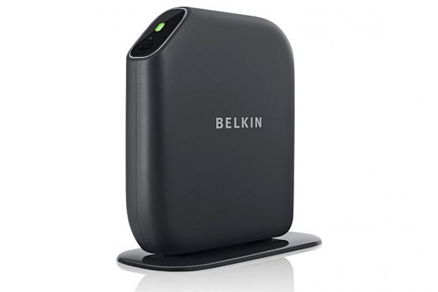 Belkin play max n600 hd wireless modem router