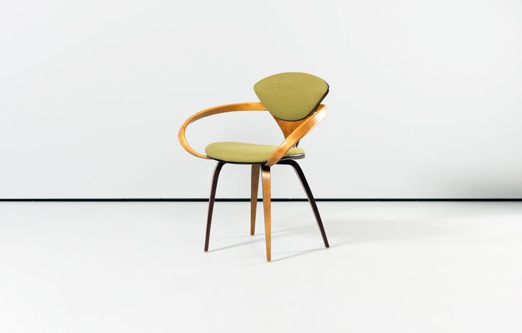 Mid-Century Armchair by Norman Cherner for Plycraft, 1965