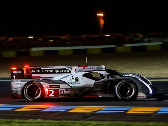24 Hours Of Le Mans Recap  #AudiETronQuattro