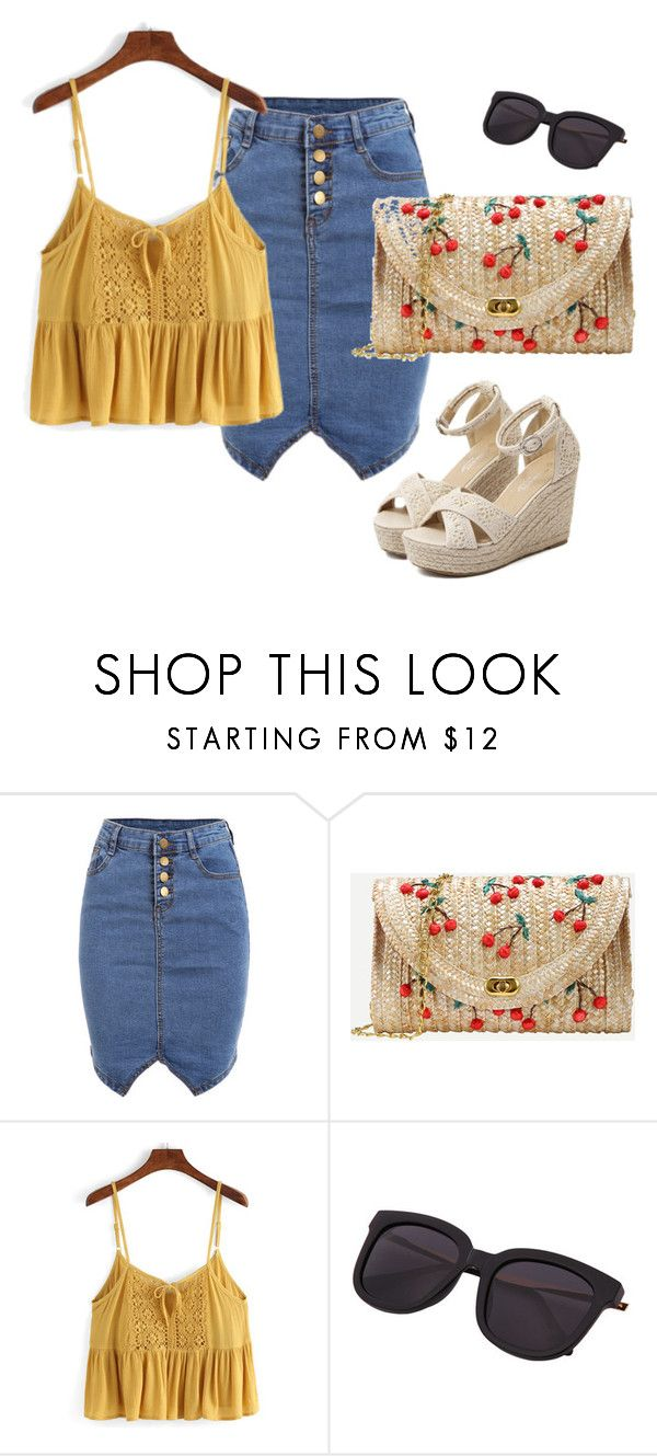 """""""Boho Babe"""" by samantha-nicole-rivera on Polyvore featuring Sheinside and shein"""