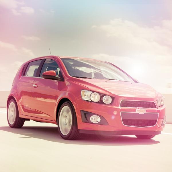 ¿Aún no lo has visto? El #ChevroletSonicLlego! Es el momento de dar el siguiente paso.