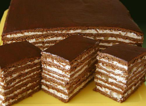"My favorite cake ""Spartak"""