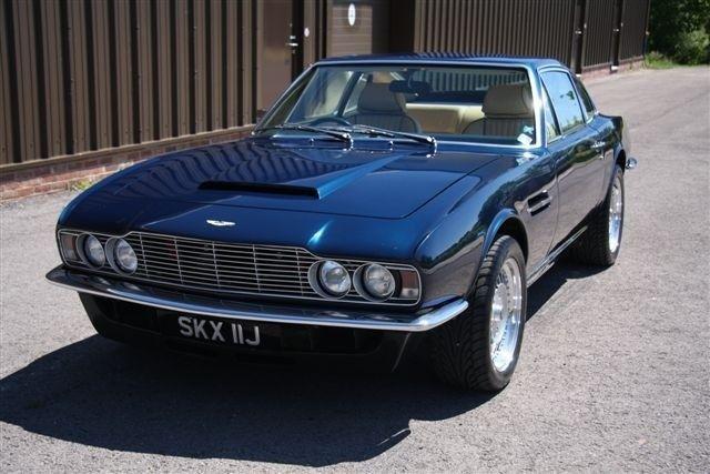 1970 Aston Martin.. ( I have no words)