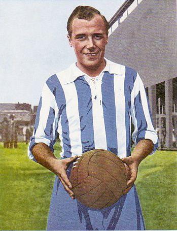 Football legend Gunnar Gren (IFK Göteborg, 1941–1949, 168 apps, 79 goals)
