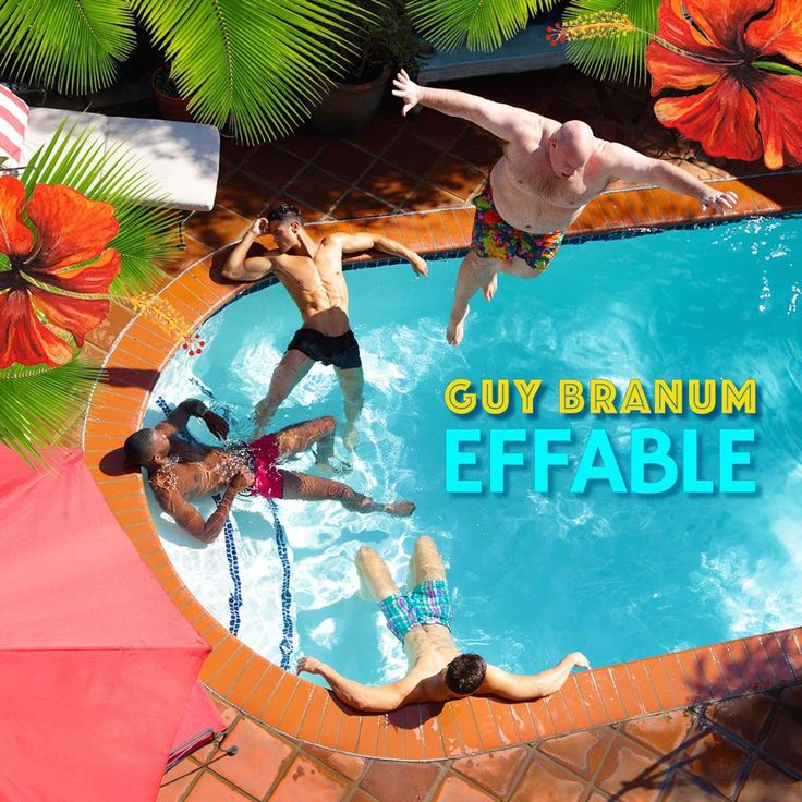 Guy Branum - Effable 2015 Stand Up Full Comedy Album