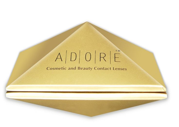 ADORE - 41.50€ - Έχρωμος τριμηνιαίος μαλακός φακός επαφής. Δυνατότητα επιλογής 21 χρωμάτων για όσους θέλουν να αλλάξουν και να τονίσουν την ομορφιά των ματιών τους. Περιεκτικότητα σε νερό 55%, η οποία προσφέρει μεγάλη διαπερατότητα οξυγόνου (DK) και εξασφαλίζει την καλή υγεία του κερατοειδούς. Μοναδική άνεση και ευκολία στην χρήση.