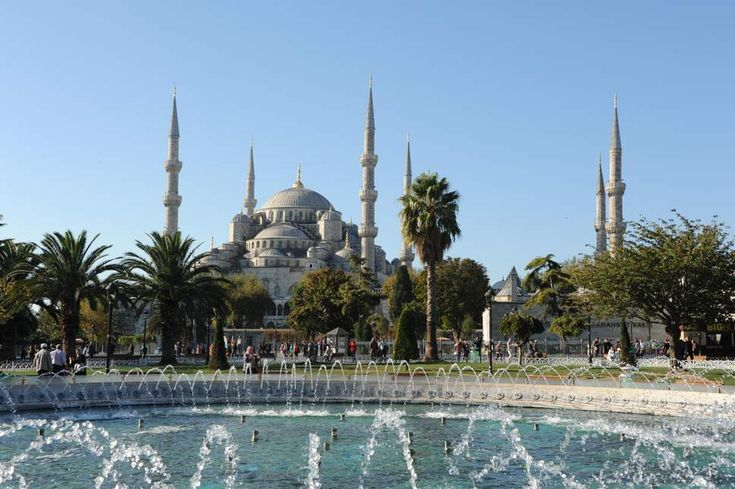 The 10 best hotels in Istanbul