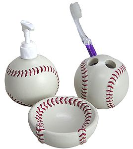 China Baseball Bathroom Set Resin, Find Details About China Bathroom Set, Bathroom  Accessories From Baseball Bathroom Set Resin   Shenzhen Longgang Lixin ...
