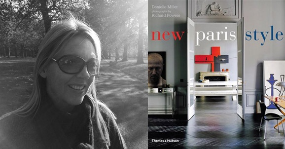 New Paris Style and author Danielle Miller