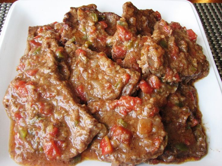 SWISS STEAK | Beef | Pinterest
