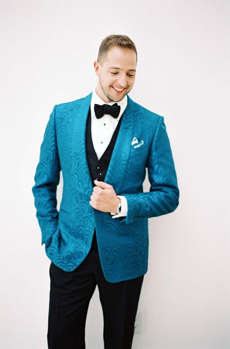 86 best something blue images on Pinterest | Groom suits, Dream ...