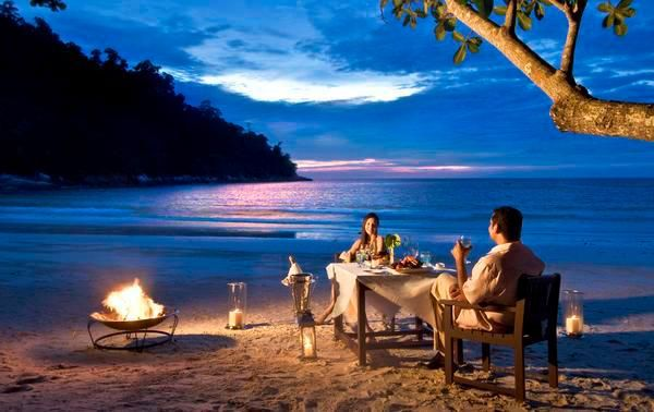 Pangkor Laut Malaysia Lets You Choose from 7 Restaurant Menus