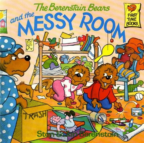The Berenstain Bears- I kept all of mine... gave them to Courtney