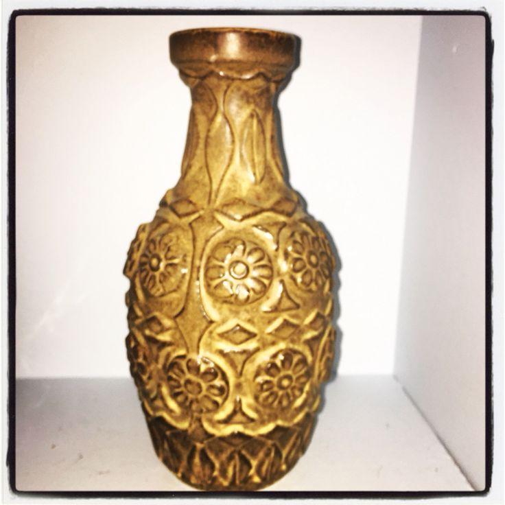 Tysk vase fra Bay Keramik, modell 76-20.