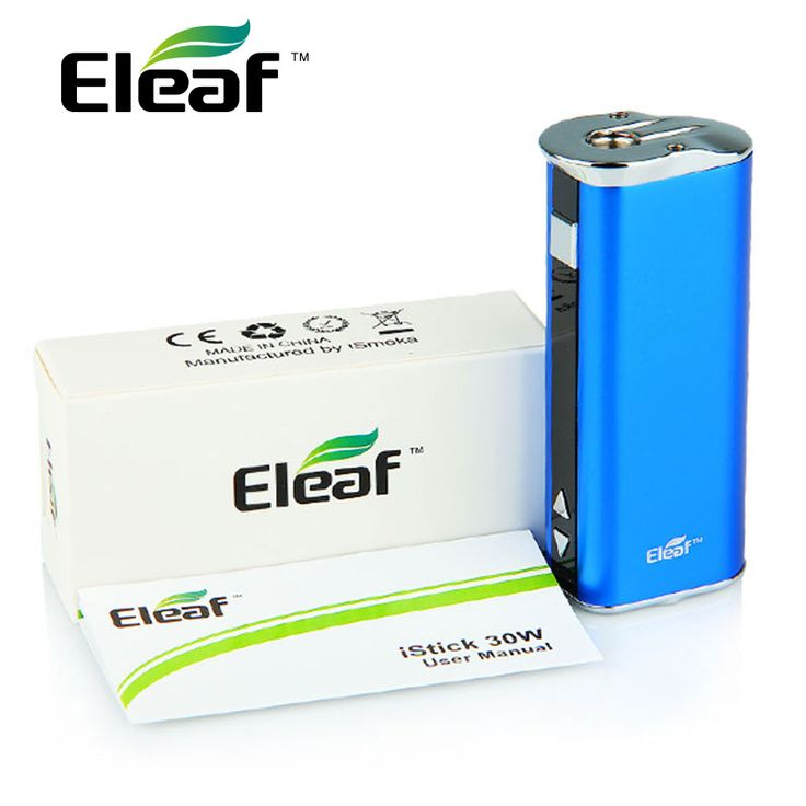 ==> [Free Shipping] Buy Best 100% Original Eleaf iStick 30W Mod iStick 2200mah VV VW Battery Mod Electronic Cigarette With OLED Screen 510 thread E-cig Vape Online with LOWEST Price | 32818978941