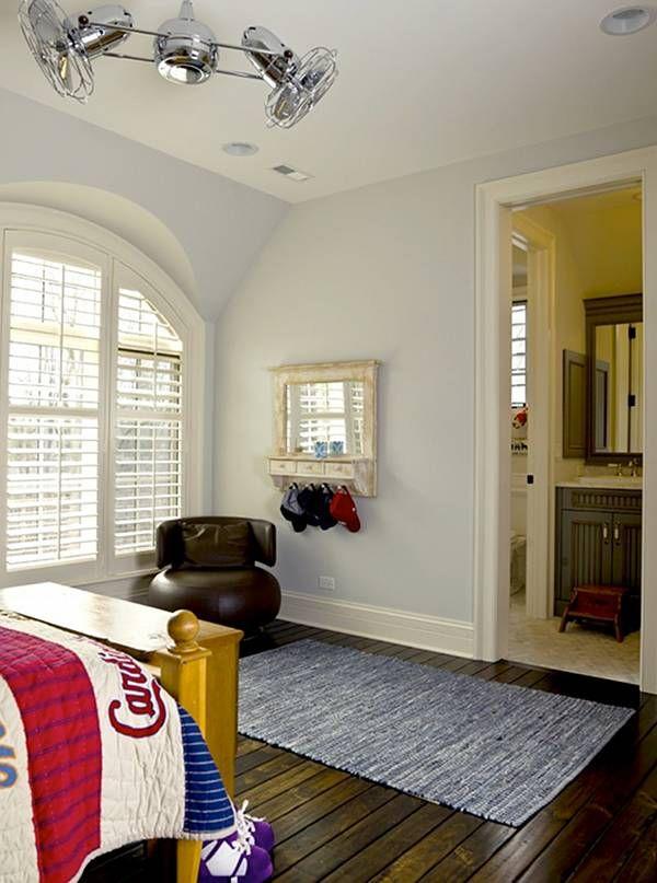 Ceiling fan for boys room decorating pinterest Boys bedroom ceiling fans