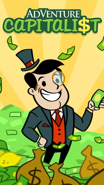 AdVenture Capitalist v5.0.2 (Mod Money)   AdVenture Capitalist v5.0.2 (Mod Money)Requirements:2.3 Overview:Welcome eager young investor to AdVenture Capitalist! Arguably the world's greatest Capitalism simulator!  Have you always dreamed of owning your own business? Being the master of your own destiny? Forming your own multi-national conglomerate to create a world-wide monopolistic economy? Then AdVenture Capitalist is the game for YOU! Begin your quest for world domination by clicking on…