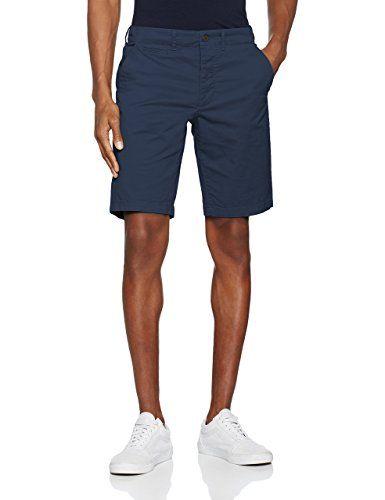 JACK & JONES Jjigraham Chino Shorts Mid Ww 202 Sts, Pantaloncini Uomo, Blu (Dress Blues), 50 (Taglia Produttore: Medium)