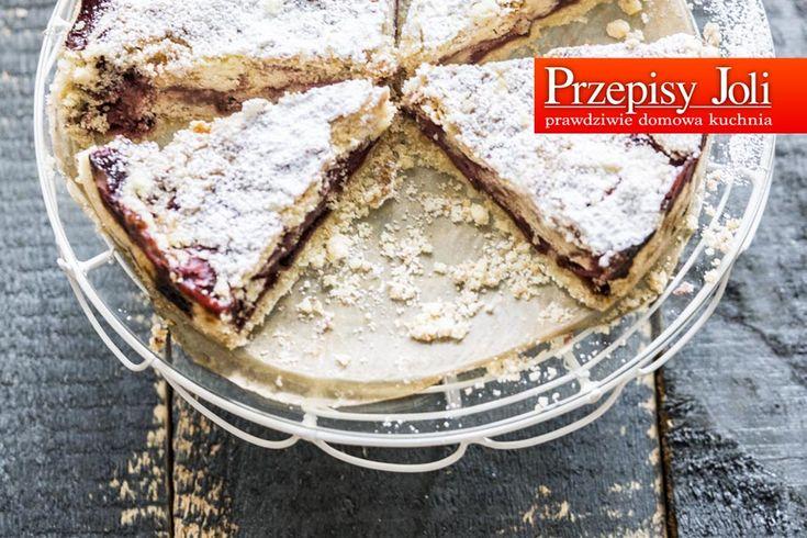 TRUSKAWKOTKA SYPANA - to ciasto wykonacie w zaledwie 10 minut, bez miksera, bez wyrabiania i ze 100% pewnością, że nie powstanie zakalec :)