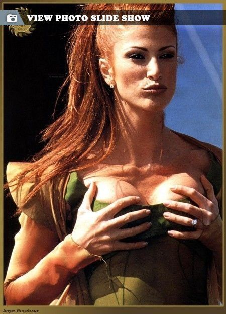 Angie Everhart net worth - 8 Million bucks!