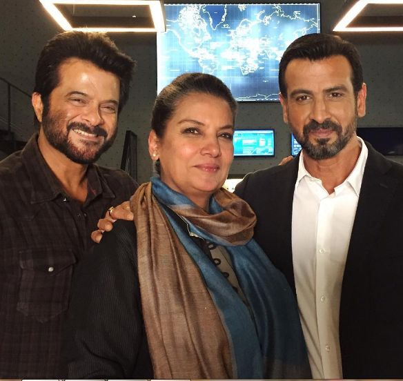 Ronit Roy Joins The Cast Of Anil Kapoor's 24 Season 2/SPF