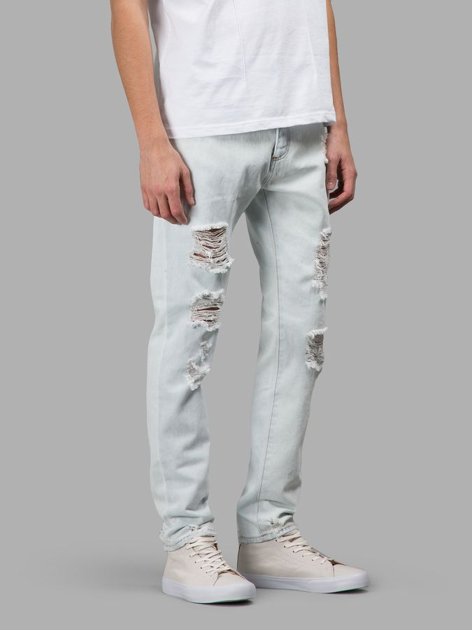 PALM ANGELS Jeans