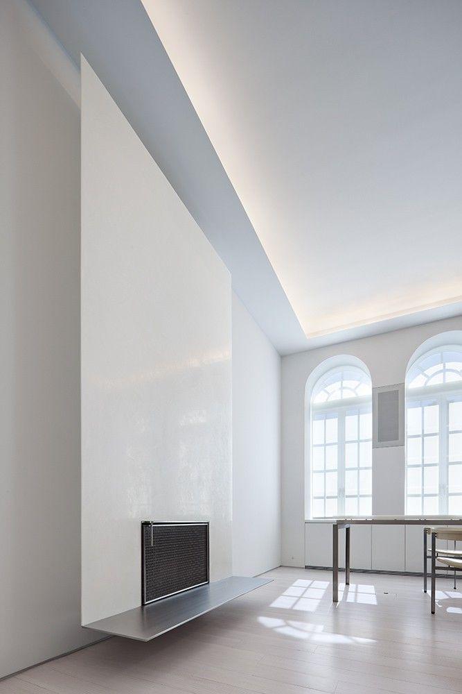 Manhatten Triplex by 1100 Architect. Photo by Michael Moran|OTTO.