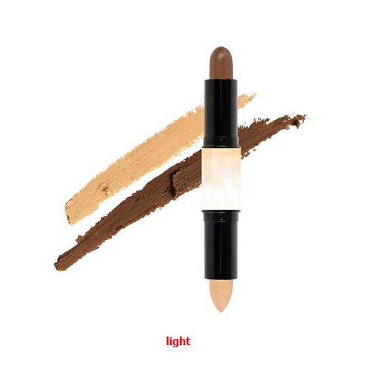 Natrual Cream Face Eye Foundation Concealer Highlight Contour Makeup Pen Stick ** Ini pin AliExpress affiliate.  Klik tombol KUNJUNGI untuk mengetahui lebih lanjut