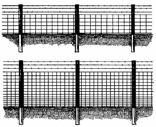 137 best Fencing images on Pinterest | Wire fence, Chicken wire and ...