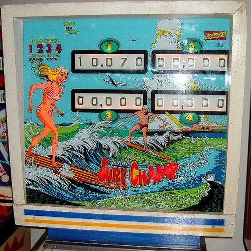 usurf machine