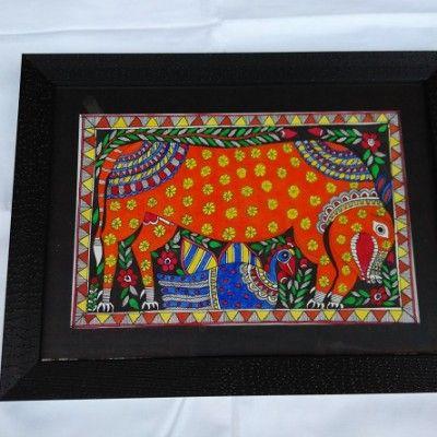 Mithila Painting,Bihar