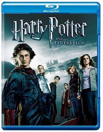 Harry Potter und der Feuerkelch [Blu-ray] Svenska Filmer med Svenska Undertexter