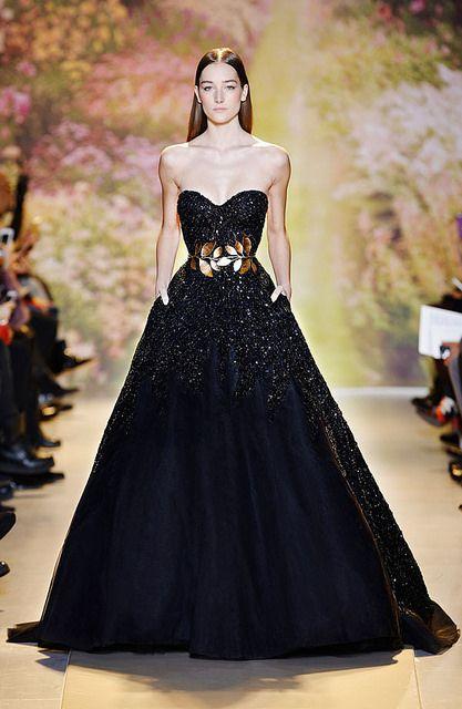 {fashion inspiration | runway: zuhair murad spring 2014 couture} by {this is glamorous}, via Flickr