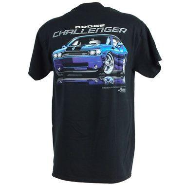 Dodge Challenger T Shirt - New Challenger