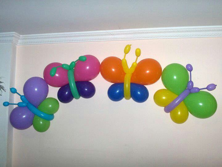 Pinterest the world s catalog of ideas - Hacer flores con globos ...