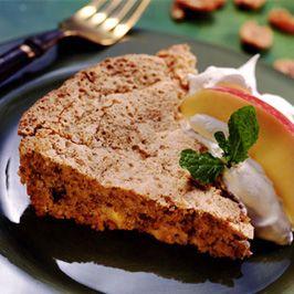 Huguenot Torte (Apple-Pecan Torte) - Serve this easy-to-make famous ...