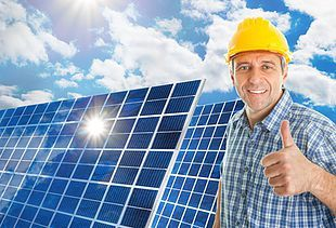 Can-Am Contracting has successfully managed the installation of many solar farms througout Ontario.