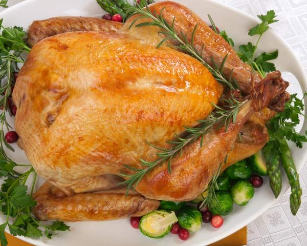 The Best Turkey Recipe Ever — We Really Mean It