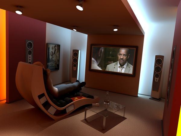 31 best Theme Rooms images on Pinterest | Home theaters, Home ...