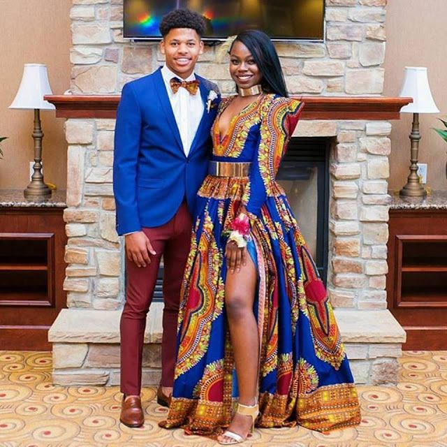 25  best ideas about African prom dresses on Pinterest | African ...