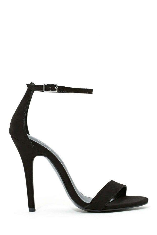 22a632328884 Shoe Cult Adore Sandals    strappy black heels