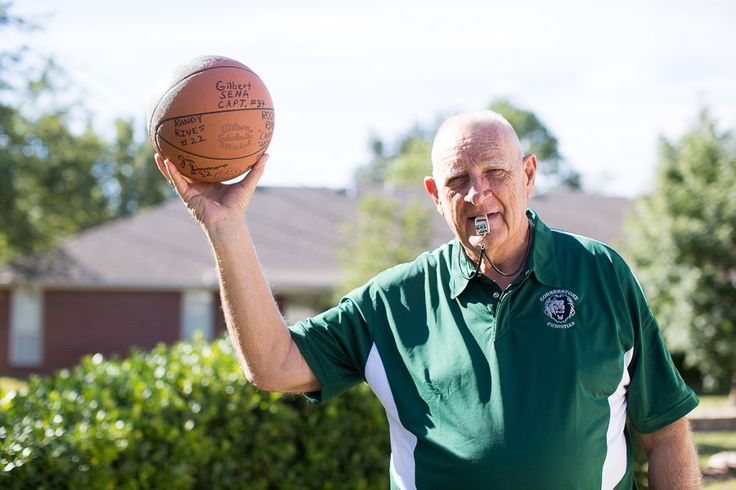 As a child, 80-year-old Arlen White thought he'd be a rancher. But a desire to make a difference led him to a career that's helping him change lives - on and off the court.