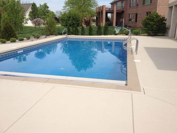 Pool Cool Deck Colors
