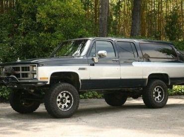 Chevrolet Chevy Sierra Classic 2500 4x4 6.2l Banks Turbo Diesel 4/3ton...