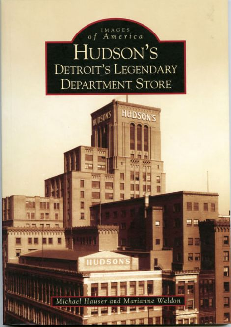 Hudson's Department Store. One of the highlights of Christmas time was going downtown (Detroit) to see santa at Hudson's Christmas wonderland.